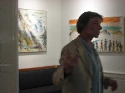 Andy Parkin talkingart