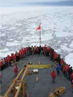 Voyaging in Antarctica