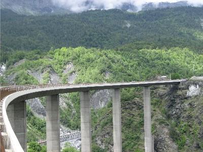 Alpine Pass onStilts