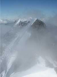Mt. Earnslaw summitridge