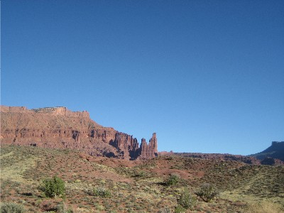 The Fisher Towers