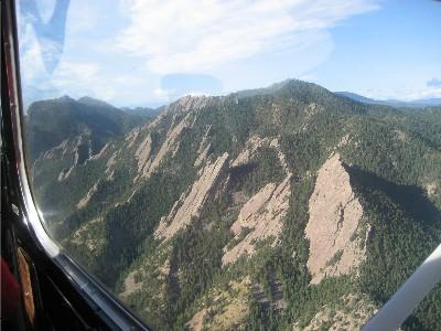 Boulder'sFlatirons