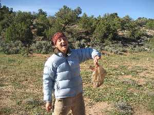 Traci J. Macnamara on DesertCamps