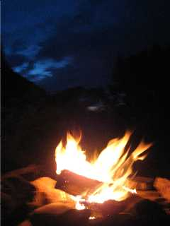 Desert Nights Fire