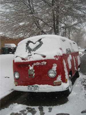 Snowy VanHello