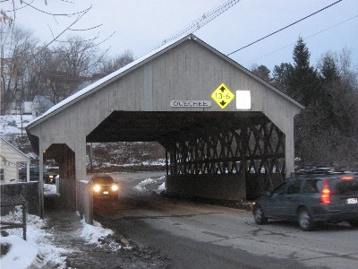Quechee Covered Bridge
