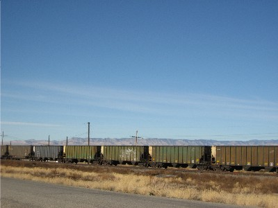 railroad near cisco utah
