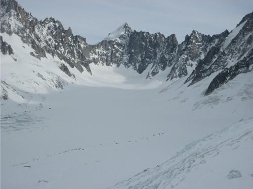 Glacier d'Argentiere
