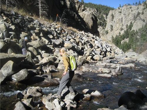 Creek November