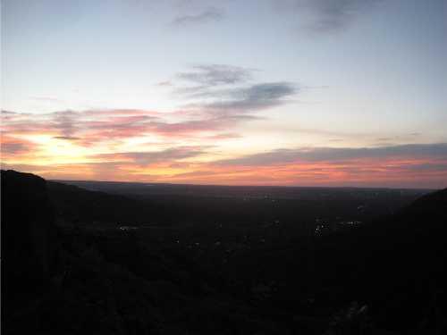 Pikes Peak Sunrise 1
