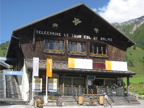 Baume Lift Station