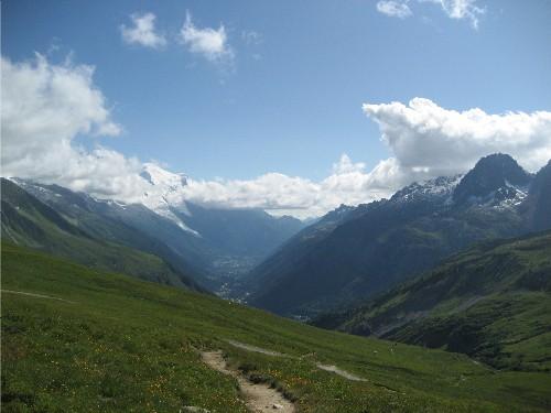 Chamonix Col Baume