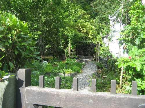 Dove Cottage Garden