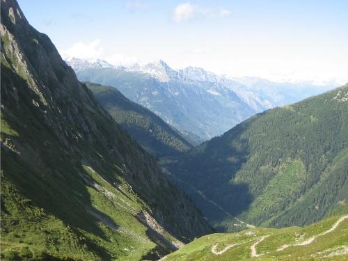Switzerland Border