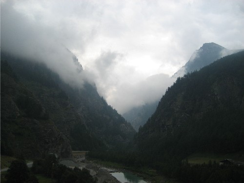 Gondo Gorge