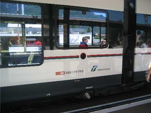 Italian Train