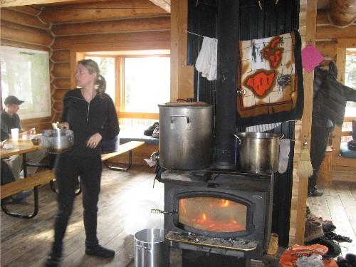 wood sauna stove plans