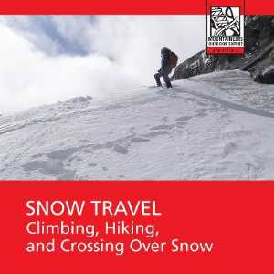 snow travel book