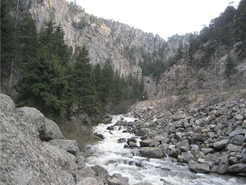 boulder canyon spring