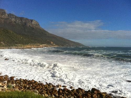 rocky shore 2
