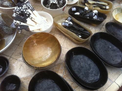2-horn bowls