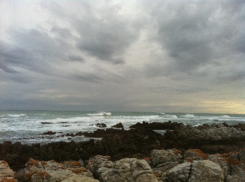 4-Cape Agulhas Atlantic Ocean