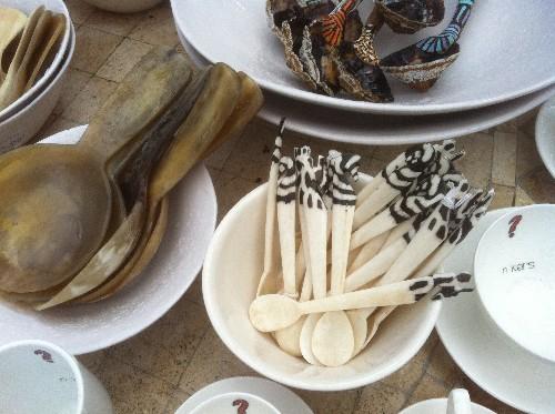 5-bone spoons