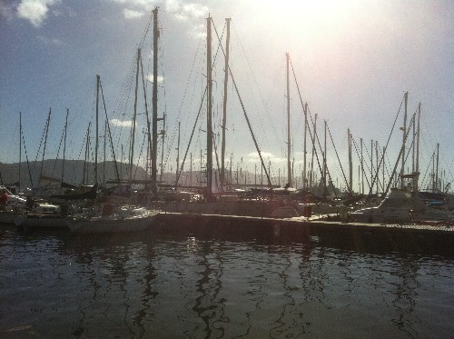 simons town harbor