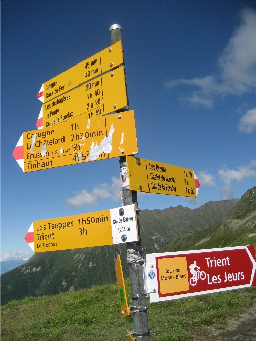 3-Alps Guidepost