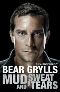 bear grylls mud sweat tears