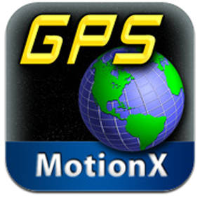 GPS Motion X app