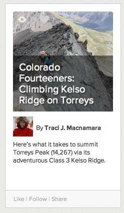 Learnist-Kelso Ridge